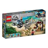 LEGO樂高 侏儸紀世界系列 75934 Dilophosaurus on the Loose 積木 玩具