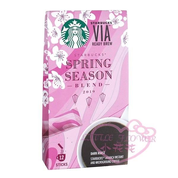 小花花日本精品♥日本星巴克櫻花季限定櫻花10入即溶咖啡包研磨咖啡包 下午茶必備 90303500