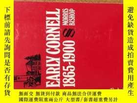 二手書博民逛書店Early罕見Cornell, 1865-1900,: The