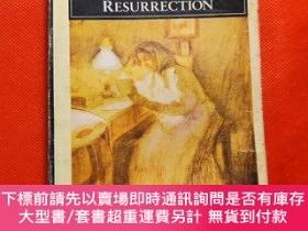 二手書博民逛書店RESURRECTION罕見復活 LEO TOLSTOYY452181 LEO TOLSTOY penguin