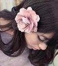 ►大花朵髮夾 韓國甜美的浪漫髮飾 胸花 ...