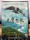 挖寶二手片-P03-421-正版DVD-華語【老鷹想飛】-繼看見台灣後最撼動人心紀錄片(直購價)