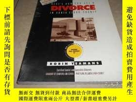 二手書博民逛書店HERE S罕見HOW YOU GET A DIVORCE IN