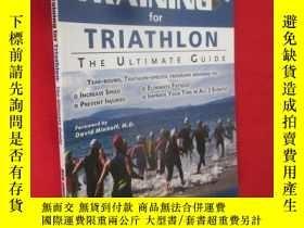 二手書博民逛書店Weight罕見Training for Triathlon: