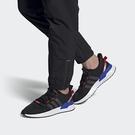 【雙12折後$2680】ADIDAS U_Path Run 男鞋 女鞋 慢跑 休閒 襪套 黑 紅 FY2418
