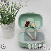 嬰兒勺子寶寶學吃飯訓練勺子叉子套裝新生兒童餐具輔食碗彎頭軟勺IP4813【宅男時代城】