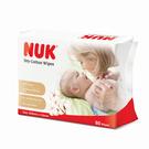 NUK - 嬰兒純棉乾濕兩用巾80抽/包