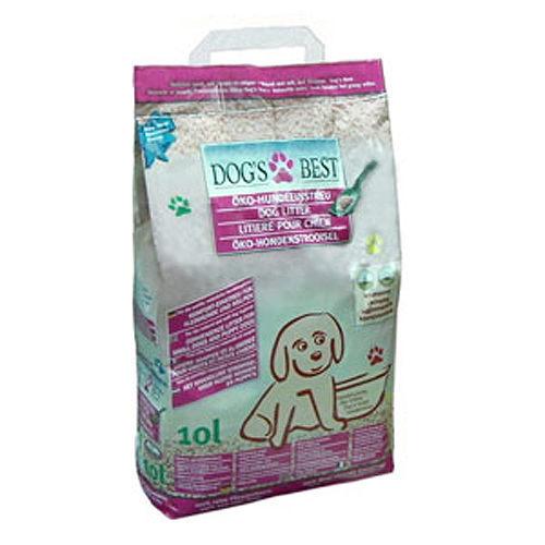 此商品48小時內快速出貨》德國凱優CATS BEST》犬專用凝結木屑砂10L/5.5kg