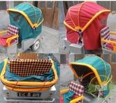 機車雨棚 電動三輪車車篷防雨遮陽篷車蓬車棚三輪車鵬遮陽篷電動車配件