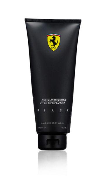 岡山戀香水~Ferrari 法拉利 經典黑沐浴膠400ml~優惠價:550元