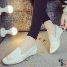 傳統漢服配鞋女鞋復古民族風精美刺繡繡花鞋仙女舞鞋單鞋女 萬聖節鉅惠