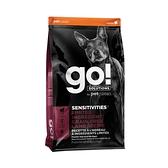 go! 低致敏無穀系列 羊肉 全犬配方 300克 三件組