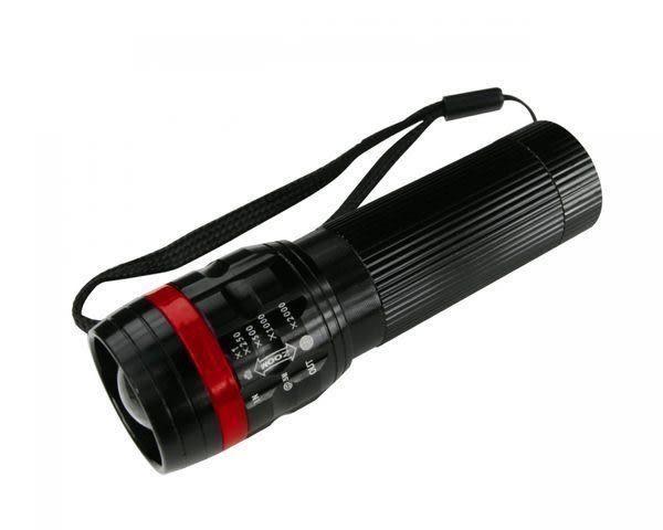 [哈GAME族]現貨 可刷卡 耐嘉 KINYO LED-608 100流明超亮晶片伸縮手電筒 LED608