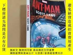 二手書博民逛書店漫威原版漫畫】《Ant-Man:罕見Scott Lang》《二代