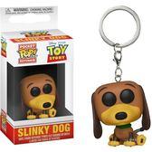 【 Funko 】 POP!系列 POP迪士尼 - 玩具總動員鑰匙圈 - 彈簧狗╭★ JOYBUS玩具百貨
