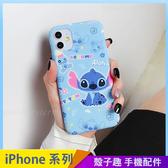 可愛卡通殼 iPhone 11 pro Max 手機殼 星際寶貝 史迪仔 iPhone11 保護殼保護套 PC硬殼 防摔殼