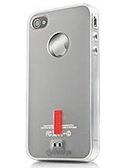 CAPDASE Soft Jacket 2 Xpose iPhone 4 專用 白 軟殼 手機保護殼
