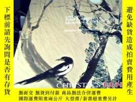 二手書博民逛書店香港佳士得2012年拍賣會罕見【中國近現代書畫9757 佳士得