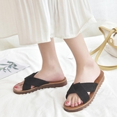 拖鞋外穿牛筋底時尚防滑韓版平底涼拖鞋女
