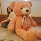 公仔 大熊泰迪熊貓毛絨玩具公仔布娃娃大號睡覺抱枕玩偶女孩可愛抱抱熊【幸福小屋】