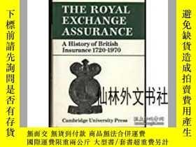 二手書博民逛書店【罕見】1970年 The Royal Exchange Ass