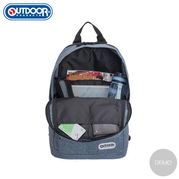 OUTDOOR - 極簡生活3.0-後背包-黑色 OD281100BK