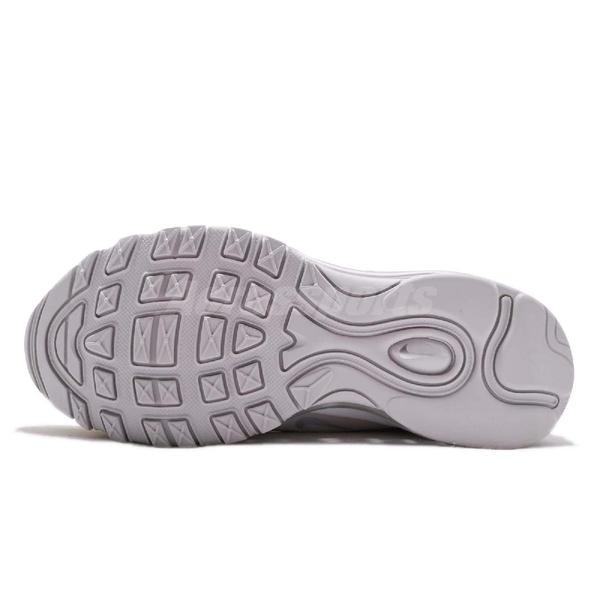 【六折特賣】Nike 休閒鞋 Wmns Air Max 97 SE 白 金 復古慢跑鞋 大氣墊 運動鞋 女鞋【PUMP306】 AQ4137-001