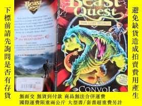 二手書博民逛書店Beast罕見Quest 37: Convol The Cold