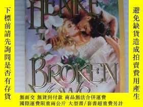 二手書博民逛書店Broken罕見Vows【【破碎的誓言,英文原版】Y146810