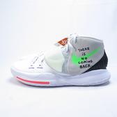 NIKE KYRIE 6 EP 籃球鞋 XDR耐磨底 塗鴉 夜光 BQ4631005 男款 大尺碼【iSport愛運動】