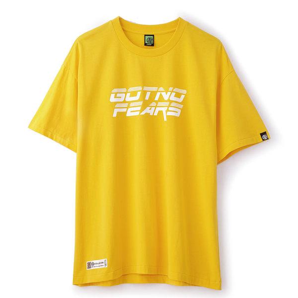 勁速者多色短TEE GNF OVERSIZED TEE 橘色/黃色/粉紅色/黑色/淺麻灰/白色 六色