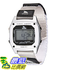 [106美國直購] Freestyle 手錶 Unisex-Adult B06XH45TZY Shark Classic Leash Watch Gray