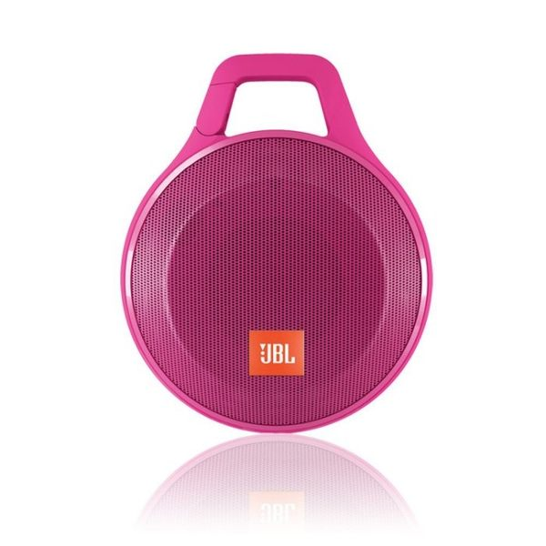 【台中平價鋪】全新精品 JBL CLIP+ 攜帶式-粉  無線藍牙喇叭 防水 掛勾設計 英大公司貨