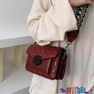 小方包 2021新款爆款包包高級感網紅小方包時尚質感斜背包百搭秋冬側背包寶貝計畫 上新