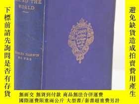二手書博民逛書店【包罕見】Journal Of A Voyage Round T