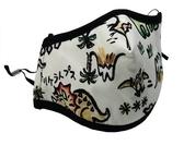 PYX 康盾抗菌防霾兒童口罩S - 彩繪恐龍(N95等級)