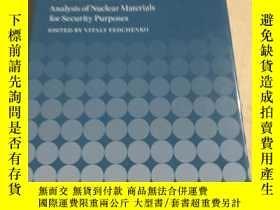 二手書博民逛書店the罕見new nuclear forensics新的核取證Y25607 出版2000