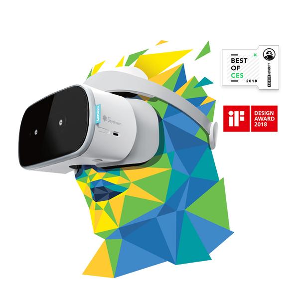Lenovo Mirage Solo VR 眼鏡with Daydream