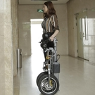 電動車簡行倒三輪電動代步車摺疊式接送小孩...