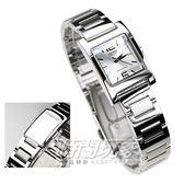 LTP-1283D-7A 卡西歐 CASIO 方型 不銹鋼 銀白色面 20mm 女錶 時間玩家 LTP-1283D-7ADF