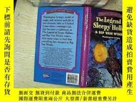二手書博民逛書店The罕見Legend of sleepy hollow& Ri
