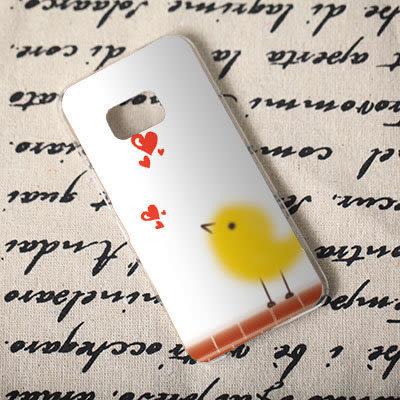 [機殼喵喵] Samsung Galaxy Note 7 5 4 3 2 1 手機殼 外殼 客製化 水印工藝 104 小雞