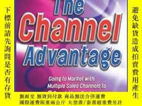 二手書博民逛書店Channel罕見Advantage, TheY364682 Lawrence Friedman Butter