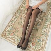 連褲襪女T檔無痕隱形肉色絲襪黑色微壓打底襪防勾絲瘦腿薄款襪子 挪威森林