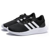 ADIDAS LITE RACER 2.0 黑 白 輕量 運動 健身 慢跑鞋 女 (布魯克林) EG3291