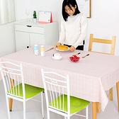 桌巾 桌布 餐桌墊 餐桌布 餐墊 櫥櫃墊 PEVA 長桌巾 桌墊 防水 北歐格紋桌布【A017】生活家精品