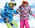 防風外套男女童兩件套滑雪服登山外套防水登山套裝【BX-10-24】
