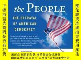二手書博民逛書店Who罕見Will Tell The People?Y256260 William Greider Simon