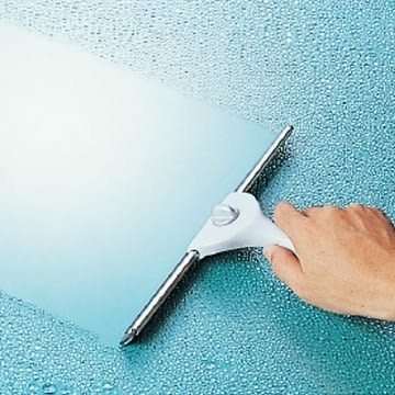 【日本テラモト】接柄式刮水板-40cm