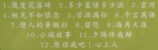 陳思安 國語 鋼琴酒吧 第五輯 CD (音樂影片購)